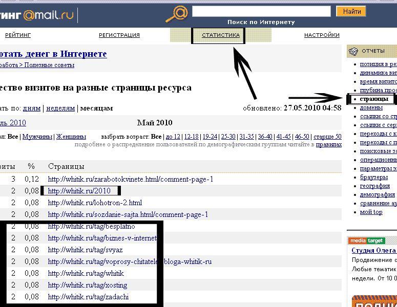 Файл robots.txt для Яндекса и других