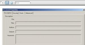 Оптимизация pdf формата для поисковиков